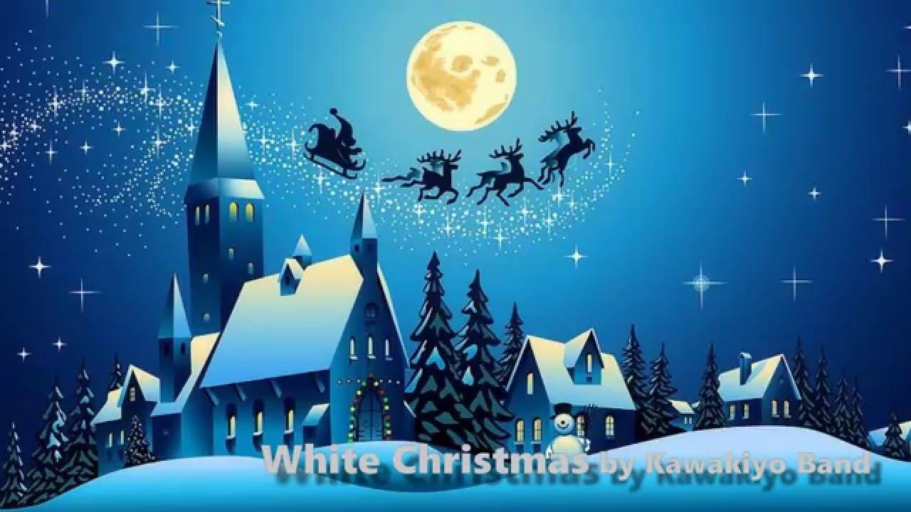 White Christmas (ホワイトクリスマス) Arrange the style of Ventures ...