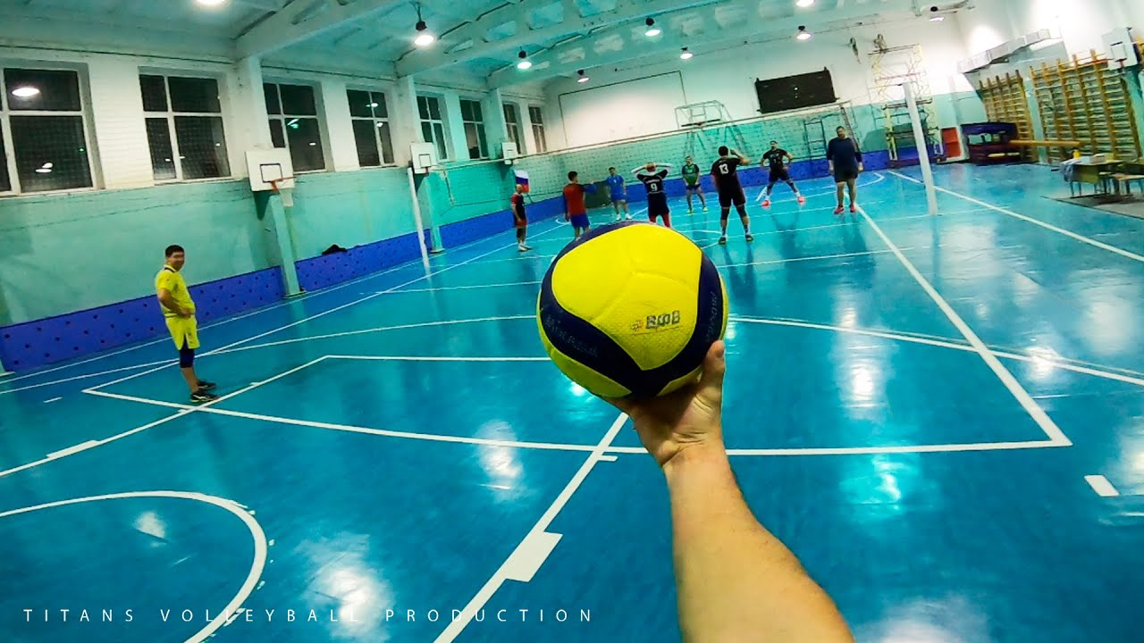 Download GoPro: First Person Volleyball   Wing Spiker - Highlights   5 vs 5   POV