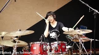 Download lagu Noragami ARAGOTO - Kyouran Hey Kids!! Drum Cover Tarn Softwhip