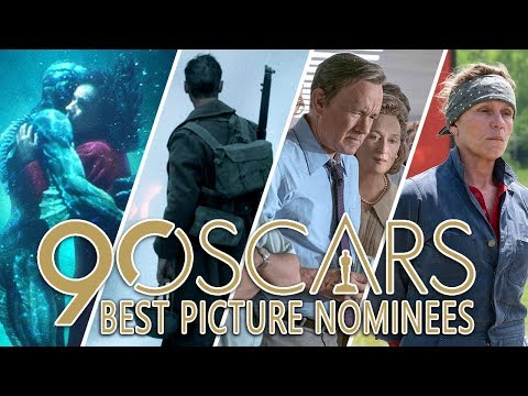 90th OSCARS - BEST PICTURE Nominees Trailer Compilation