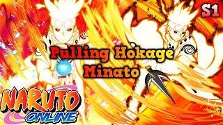 Naruto Online - How to get Hokage Minato EASY OR ANY NINJA