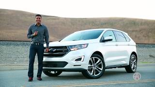 2016 Ford Edge | 5 Reasons To Buy | Autotrader