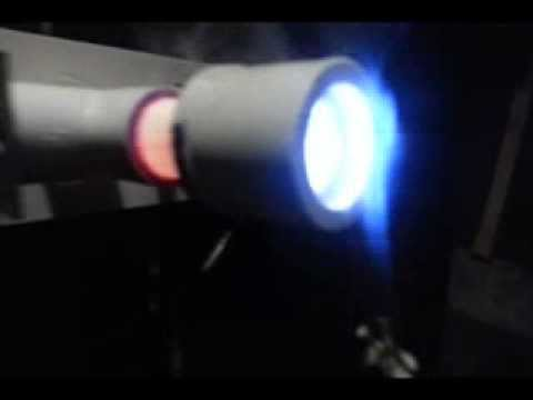 High Frequency Electric Propulsion System (science fair project) plasma engine