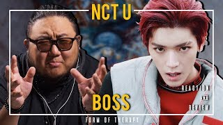 "Producer Reacts to NCT U ""Boss"""