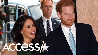 Prince Harry's Touching Comment About Meghan Markle's Post-Baby Body Will Make You S ...