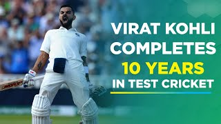 Virat Kohli's progress in Test cricket is beyond remarkable: Harsha Bhogle