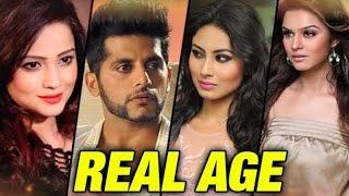 Real Ages Of Naagin 2 Actors | Mouni Roy | Karanvir Bohra | TV Prime Time
