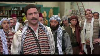 هجوم أبو النار على حارة الضبع وردة فعل الواوي والشباب  ، باب الحارة 6 مصطفى الخاني ، علي كريم