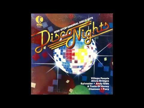 K-Tel Records Presents...Disco Nights (Full Album 1979)