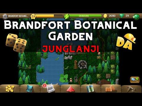 Brandfort Botanical Garden | Junglanji #2 | Diggy's Adventure