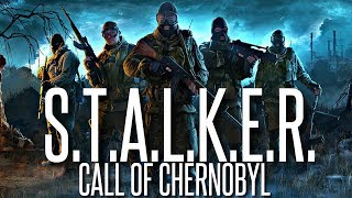 STAYING ALIVE - S.T.A.L.K.E.R. Call Of Chernobyl