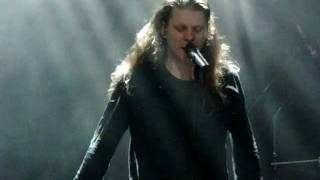 Diary Of Dreams LIVE In Moscow 2011 she and her darkness