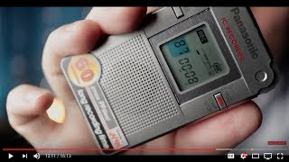 THE LEGENDARY DR60 SPIRIT EVP RECORDER. Why you do not want one.