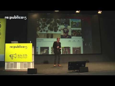 re:publica 2015 - Stephan Porombka: Lasst uns goldig sein! Lebens- und produktionstechnische Hi... on YouTube