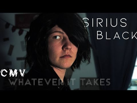 [HP CMV] Sirius Black - Whatever It Takes