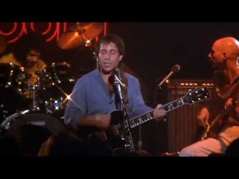 Paul Simon - One-Trick Pony (Live)