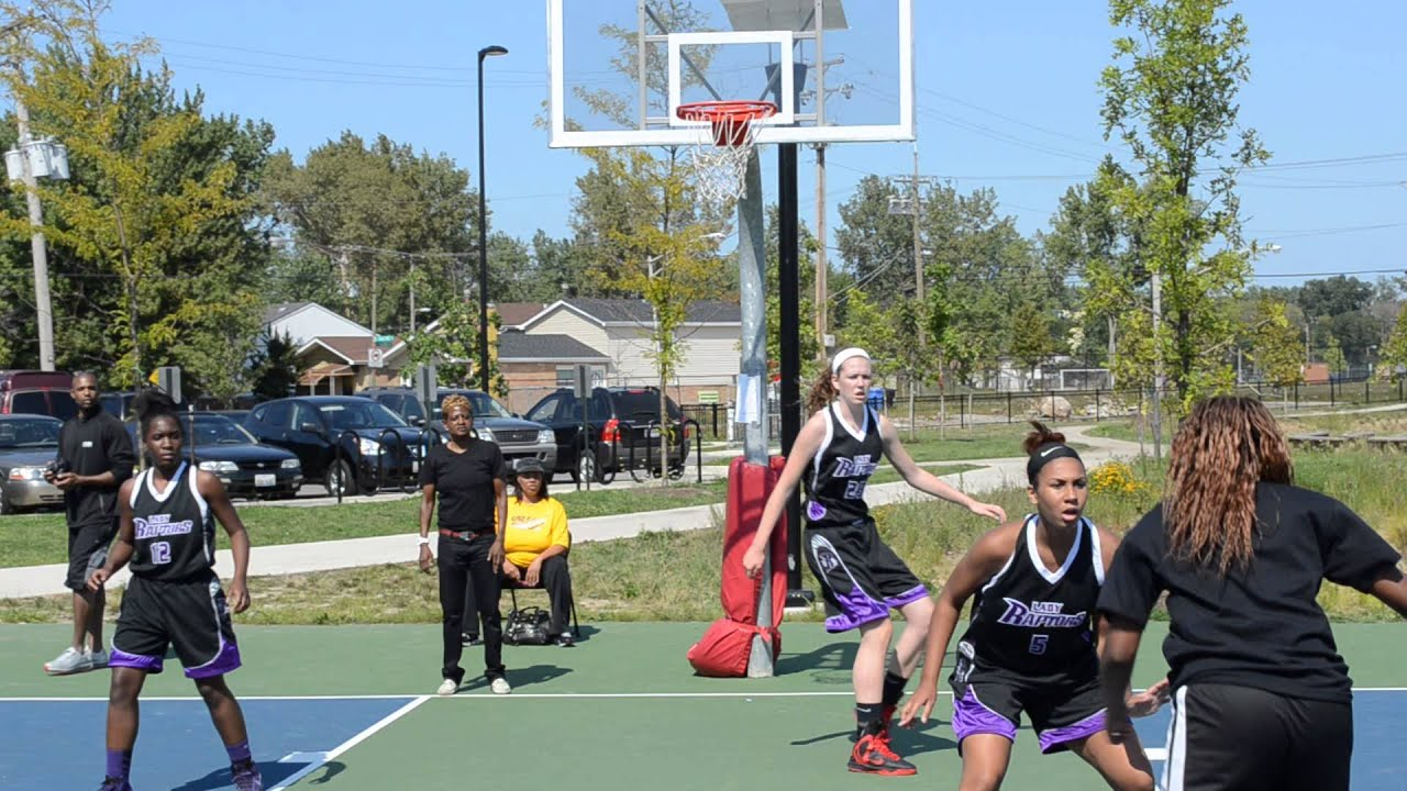 1st Annual Chicago All City 3 On 3 Youth Basketball