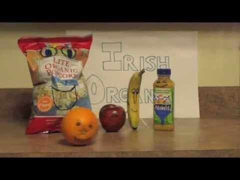 Irish Organic commercial
