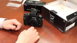 Fuji Guys - Fujifilm X-T1 - Unboxing & Getting Started