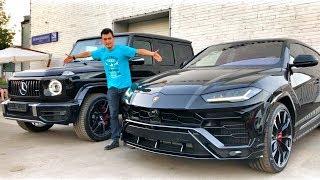 Что Выбрать?! Urus -Vs- Новый G 63!! + 700 Л.С. Mercedes E 63 Amg, Ferrari 458 Speciale, Lamborghini