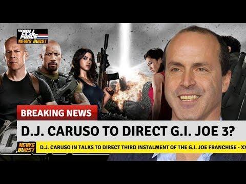 The Full Force Podcast News Burst - DJ Caruso to Direct GI Joe 3?