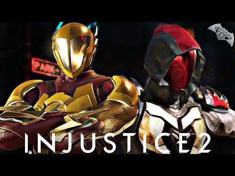 Injustice 2 Online - MAKING A ZONER RAGE QUIT!
