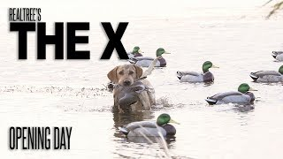 The X: Duck Hunting Opening Day