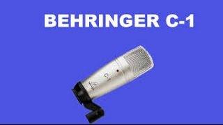 [Tutoriál] Jak opravit zvuk u mikrofonu Behringer C-1U na Windows XP