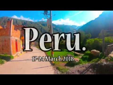 Peru Trip 2018 GoPro 6