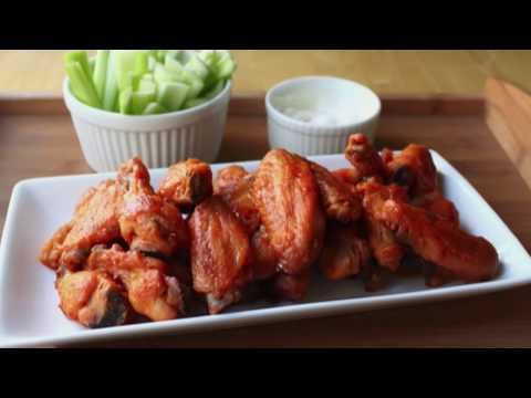 How to Make Buffalo Chicken Wing Sauce - How to Make Buffalo Chicken Wings