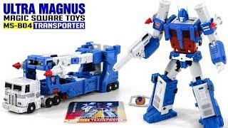 Transformers MS-TOYS MS-B04 Robot Transporter mini Ultra Magnus In Stock