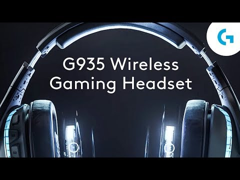 Introducing the Logitech G935 Wireless Gaming Headset