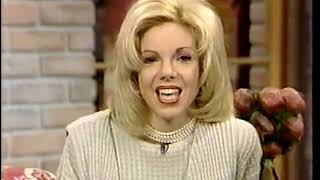 CTV Eye on Toronto episode from 1995 with Robin Ward and Carla Collins.  Carole Pope is a guest.