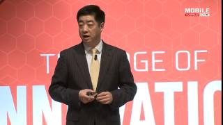 MWC15 Keynote: Huawei