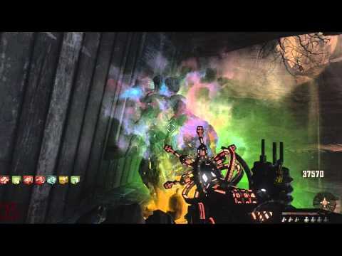 Black ops 2 - How to get to a high level on Buried Zombies