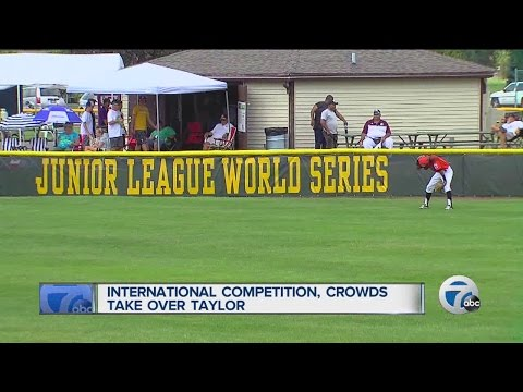 Junior League World Series takes over Taylor