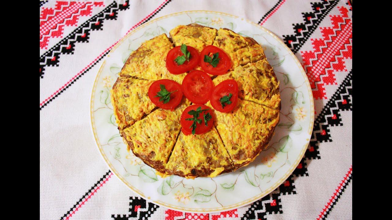 печёночный торт на 500 гр рецепт с фото пошагово