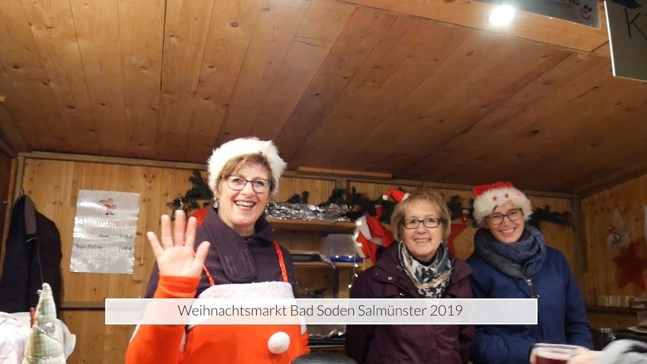 Impressionen - Weihnachtsmarkt Bad Soden Salmünster 2019 ...