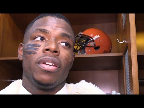 Josh Gordon takes blame for miscue with DeShone Kizer in Browns loss