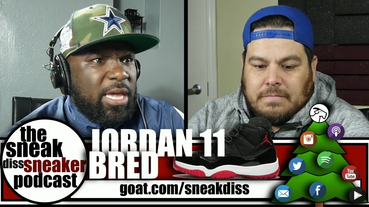 separation shoes decac 598c6 The Sneak Diss Podcast Episode 137 – 2018 Sneaker Awards, Jordan 1 Spider  Man, Jordan 11 Concord