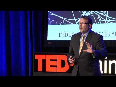 Citoyens du (nouveau) monde : Leçons d'un printemps québécois. : Michel Venne à TEDxSainteMarie.