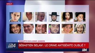 Baixar ENQUETE EXCLUSIVE i24NEWS: Sébastien Selam, le crime antisémite oublié?