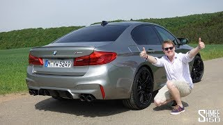 What'S The Spec Of My Bmw M5? | Garage