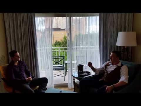 Ludvig Sunström and Kyle Eschenroeder  Rant at the Ritz Carlton