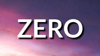 Chris Brown - Zero (Lyrics) 🎵