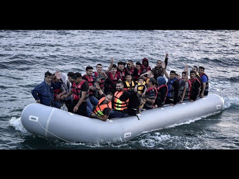 Syrian Refugee Crisis - The hardest part of their journey to