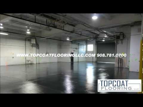 Top Coat Flooring LLC. Epoxy Flooring