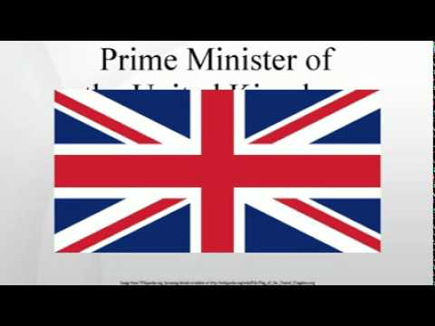 Prime Minister of the United Kingdom