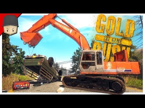 Gold Rush: The Game - First Look