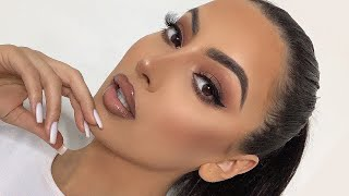 THE BEST DRUGSTORE/AFFORDABLE MAKEUP TUTORIAL!!!